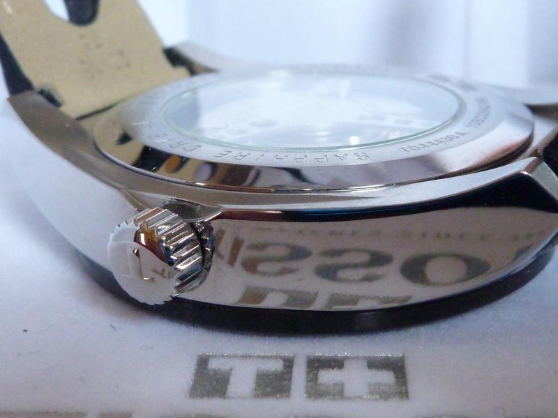 Revue : Tissot PRS 516 Automatic P1010015