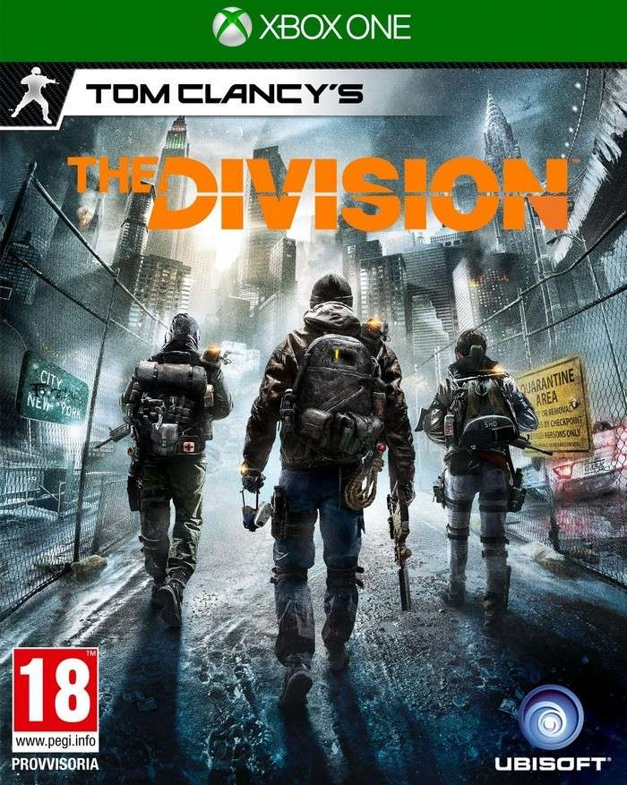 Tom Clancy's The Division ( printemps 2015 ) Thediv11