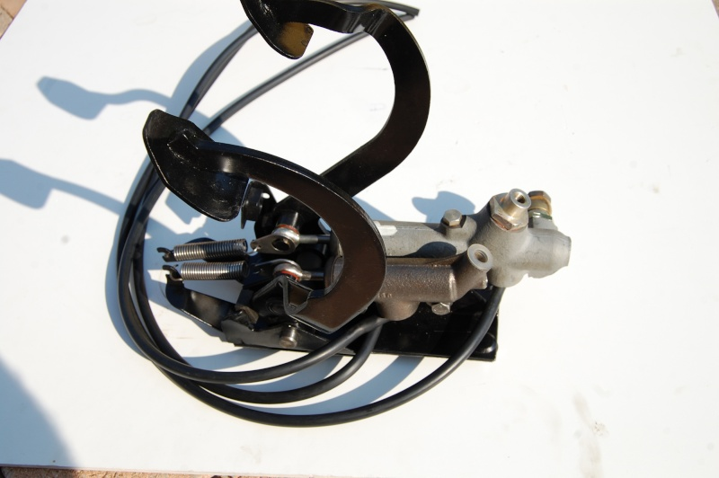 branchement bocaux de frein Pedali11