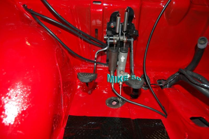 Raccord distributeur de freinage Pedali15