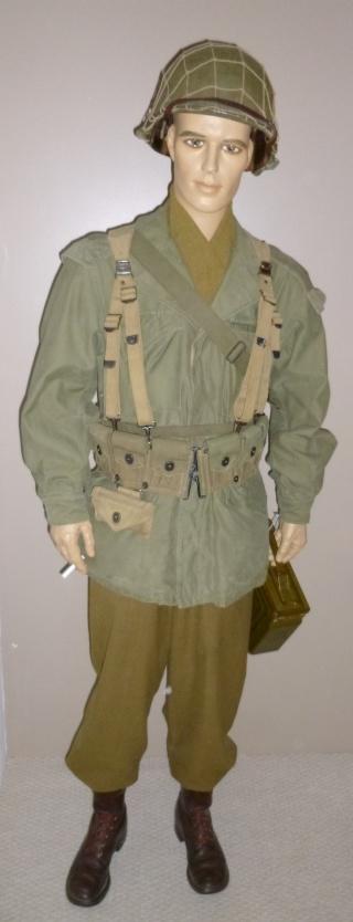 Pourvoyeur de calibre 30, poche de Colmar 1945. P1010118