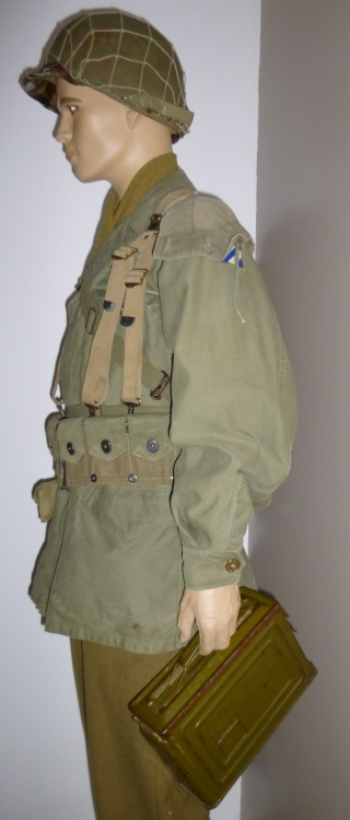 Pourvoyeur de calibre 30, poche de Colmar 1945. P1010121