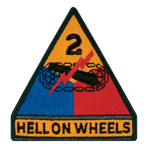 2nd Armored Division P19310