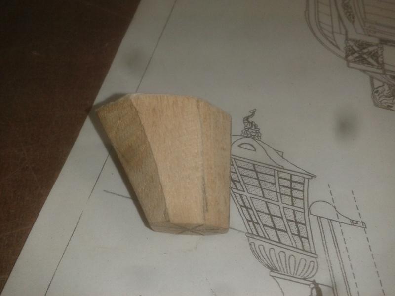 costruzione - modellismo di arsenale le fleuron  - Pagina 10 2014-011