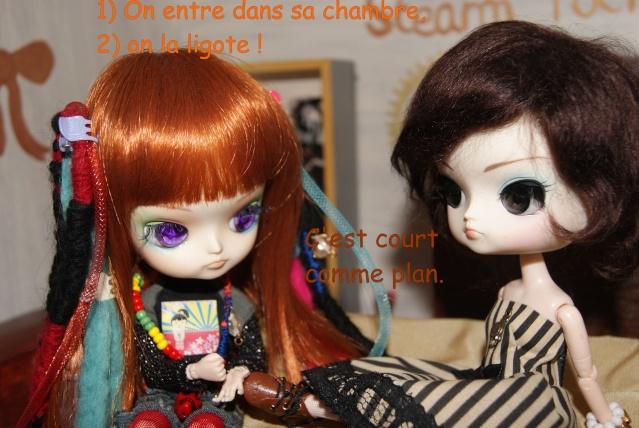 [Tranches de vie] Episode 10 : La nouvelle mascotte ! Dsc02529