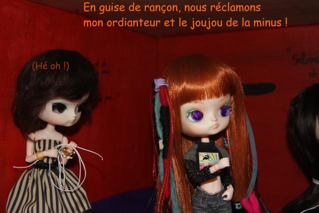 [Tranches de vie] Episode 10 : La nouvelle mascotte ! Dsc02613