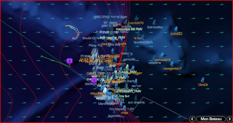 Sea Paradise (06 Juillet, 21:00 GMT) Captur61