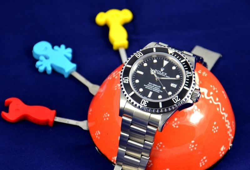 Dweller - Rolex Sea Dweller 16600 versus Omega Planet Ocean 2500 Dsc_0340