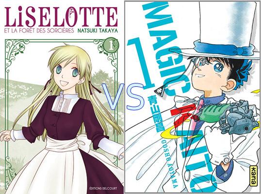 [23e manche] Liselotte, la forêt des sorcières contre Magic Kaito 23eman10