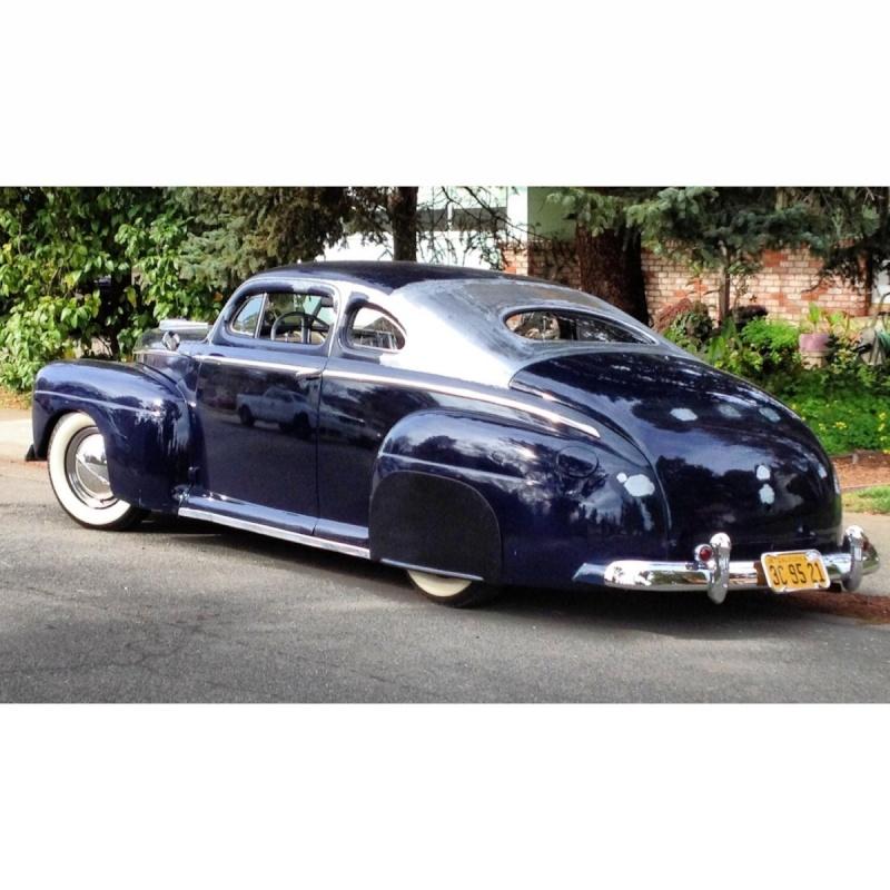 Ford & Mercury 1941 - 1948 customs & mild custom - Page 3 Image110