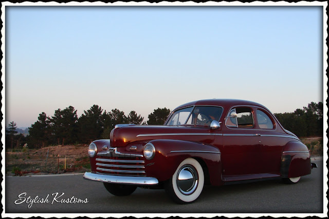 Ford & Mercury 1941 - 1948 customs & mild custom - Page 4 My_46_11
