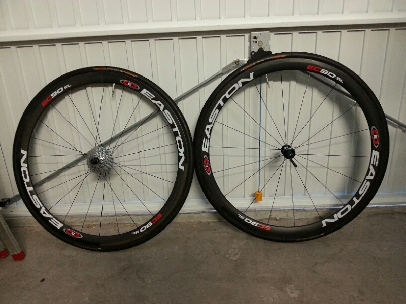 Roues Easton EC 90 SL Easton10
