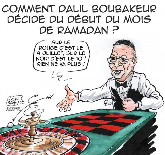 [Blog] Date du mois de Ramadan 2013  Boubak10