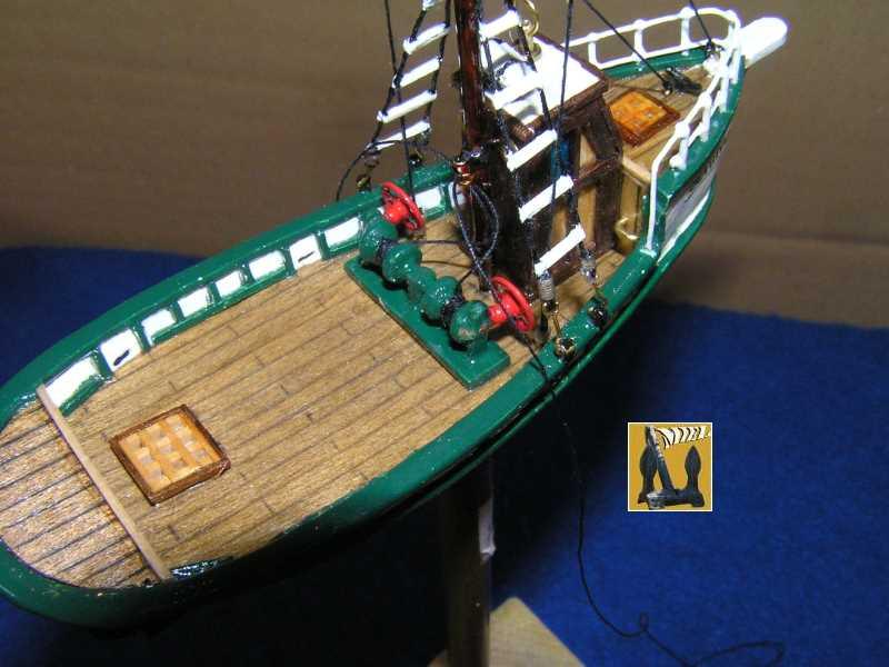 "brou en bateau-moule le "" Cala Llevado""  - Page 2 5210"