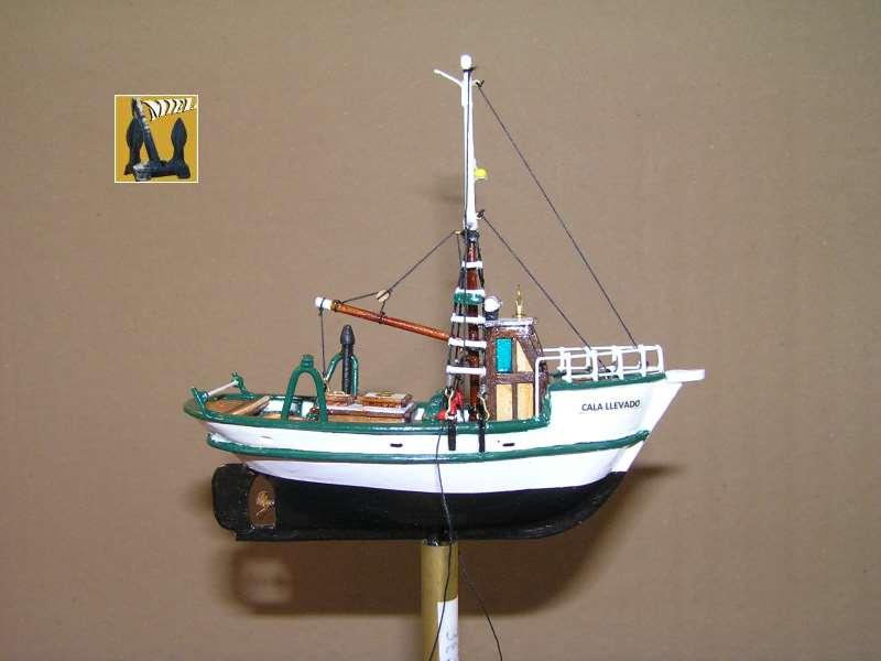 "brou en bateau-moule le "" Cala Llevado""  - Page 3 5910"