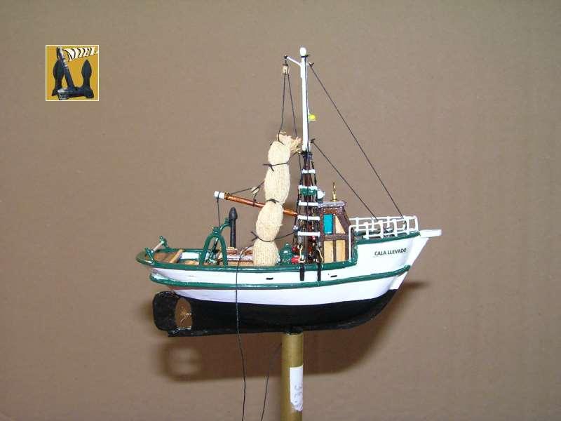 "brou en bateau-moule le "" Cala Llevado""  - Page 3 6110"