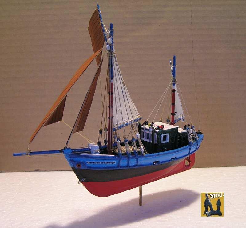 Notre Dame de Rumengol en bateau-moule  - Page 3 6512