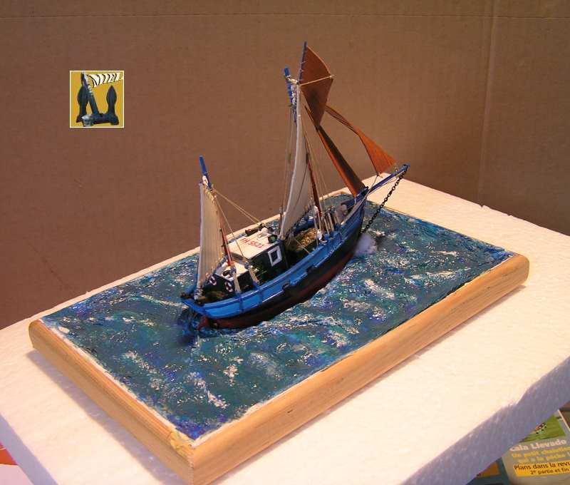 Notre Dame de Rumengol en bateau-moule  - Page 3 7112
