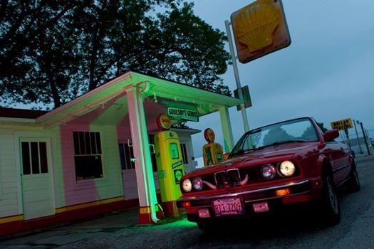 BMW Classic / Périple aux States  10553510