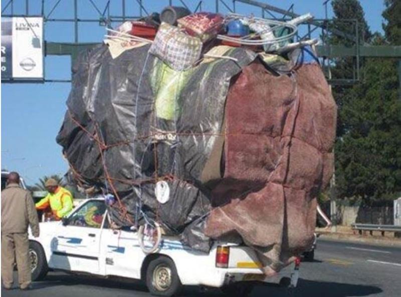 Transports insolites  810