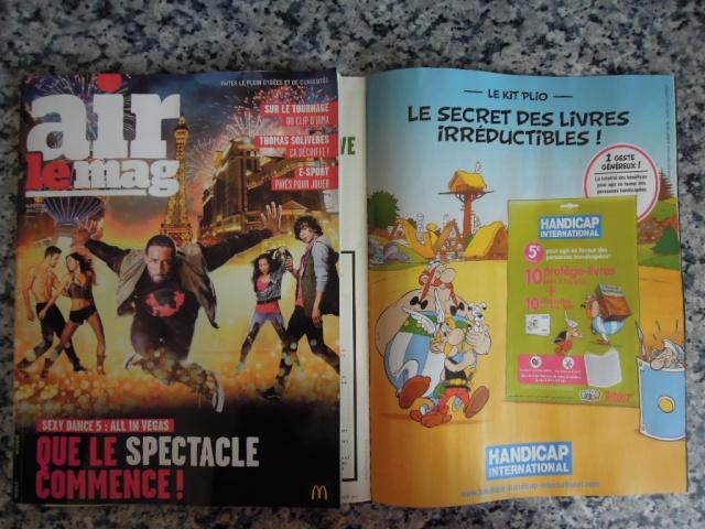 Kit Plio Asterix - handicap international. (2014) Dscn4836