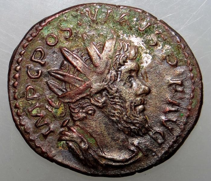Monnaie de Postume ... Collection Esugenos Dsc00910