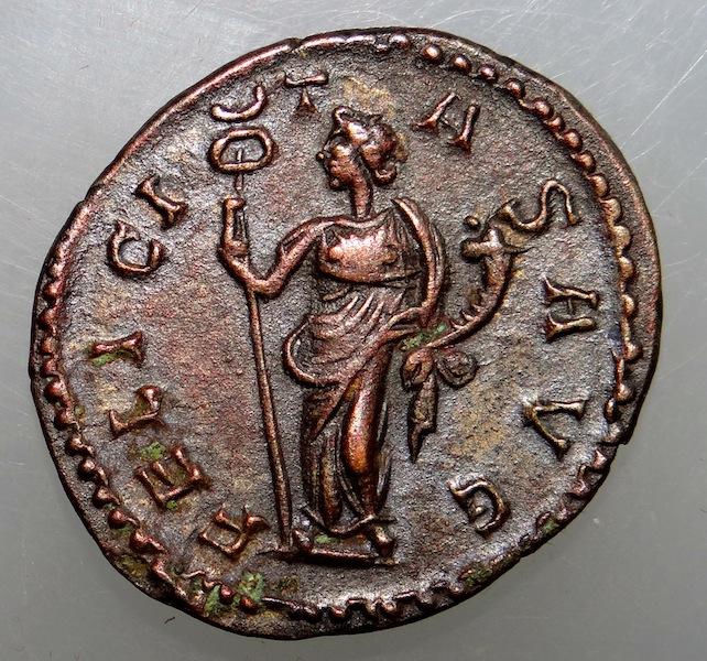 Monnaie de Postume ... Collection Esugenos Dsc00911