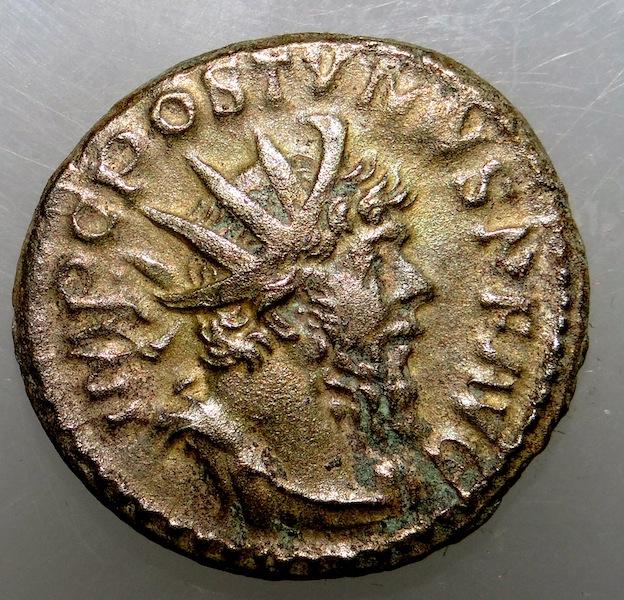 Monnaie de Postume ... Collection Esugenos Dsc00912