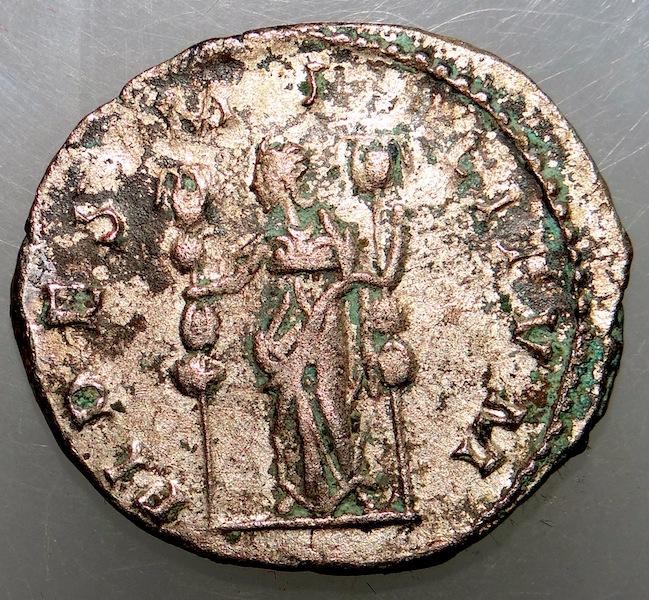 Monnaie de Postume ... Collection Esugenos Dsc00917