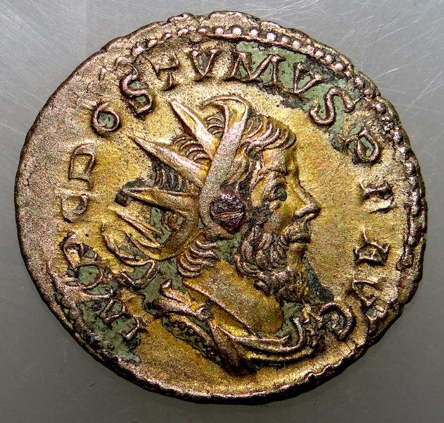 Monnaie de Postume ... Collection Esugenos Dsc00918