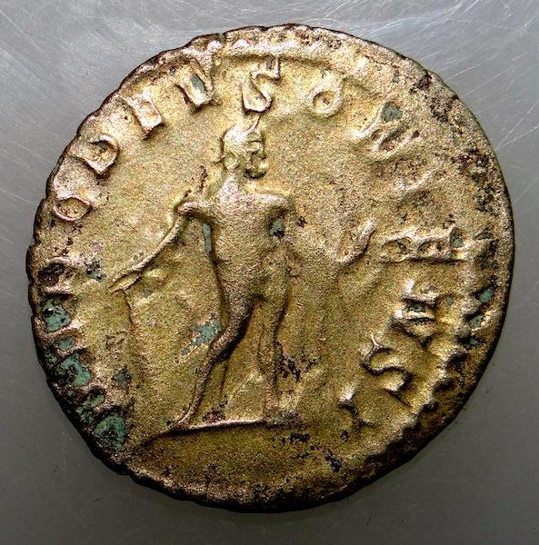 Monnaie de Postume ... Collection Esugenos Dsc00919