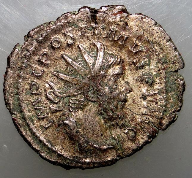 Monnaie de Postume ... Collection Esugenos Dsc00920