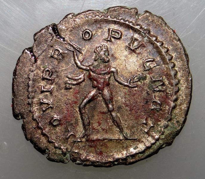 Monnaie de Postume ... Collection Esugenos Dsc00921