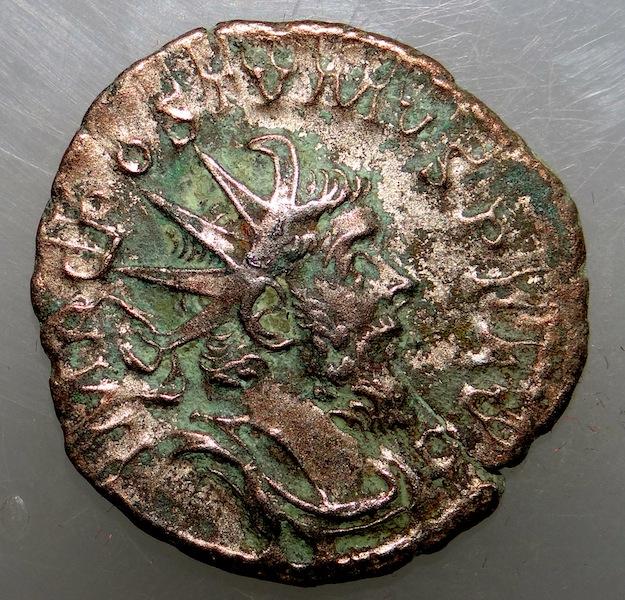 Monnaie de Postume ... Collection Esugenos Dsc00922