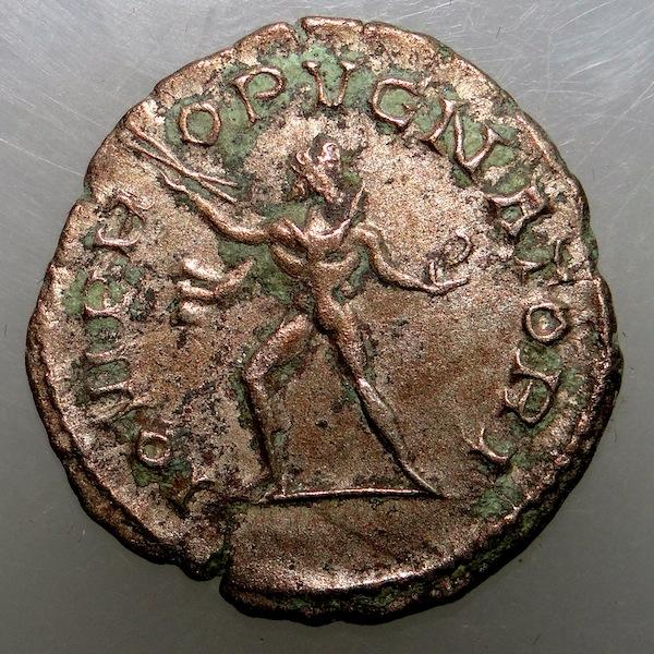 Monnaie de Postume ... Collection Esugenos Dsc00923