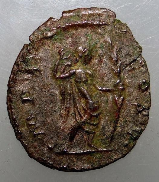 Monnaie de Postume ... Collection Esugenos Dsc00925
