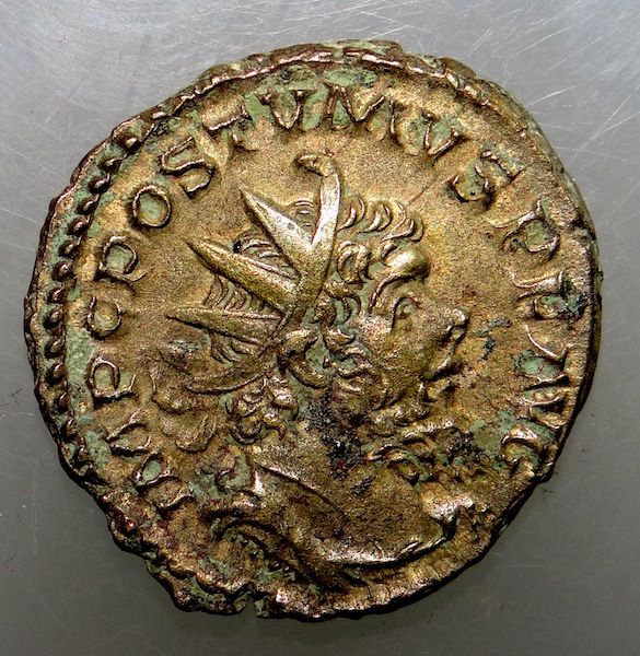 Monnaie de Postume ... Collection Esugenos Dsc00926