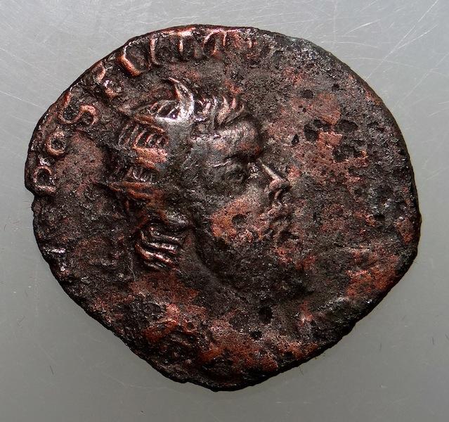 Monnaie de Postume ... Collection Esugenos Dsc00934