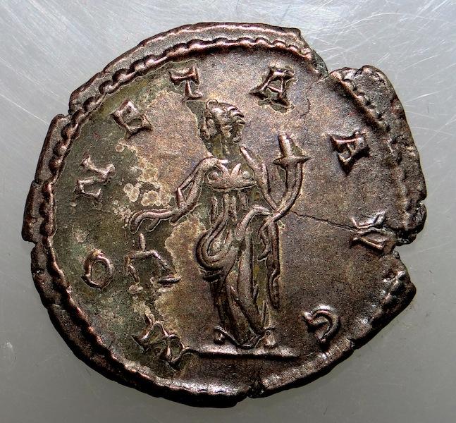 Monnaie de Postume ... Collection Esugenos Dsc00937