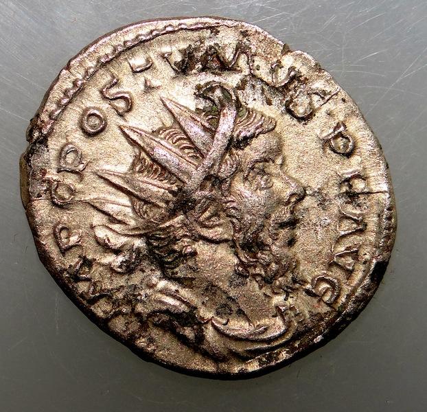 Monnaie de Postume ... Collection Esugenos Dsc00938