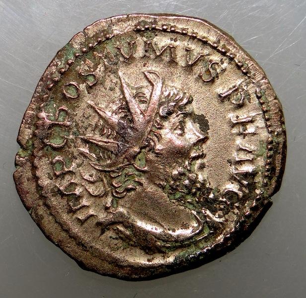 Monnaie de Postume ... Collection Esugenos Dsc00940