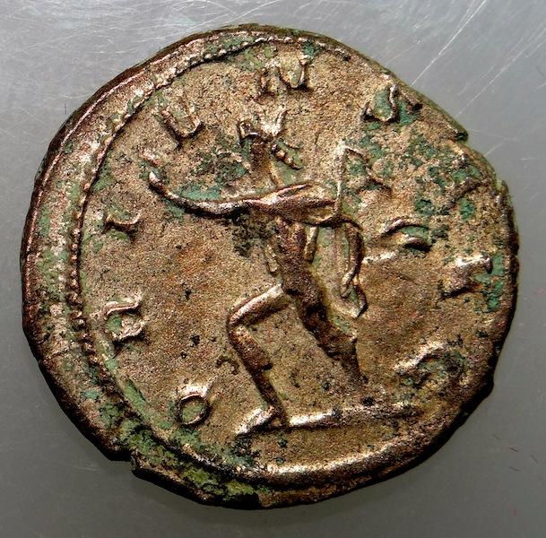 Monnaie de Postume ... Collection Esugenos Dsc00941