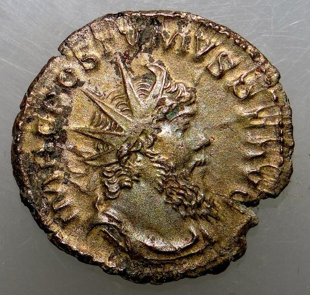 Monnaie de Postume ... Collection Esugenos Dsc00942
