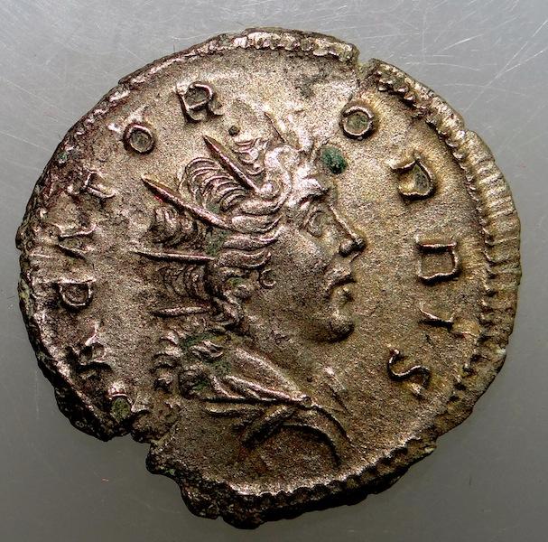 Monnaie de Postume ... Collection Esugenos Dsc00943