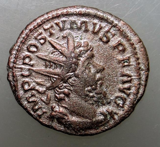 Monnaie de Postume ... Collection Esugenos Dsc00946