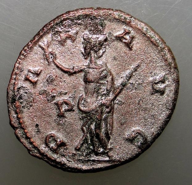 Monnaie de Postume ... Collection Esugenos Dsc00947