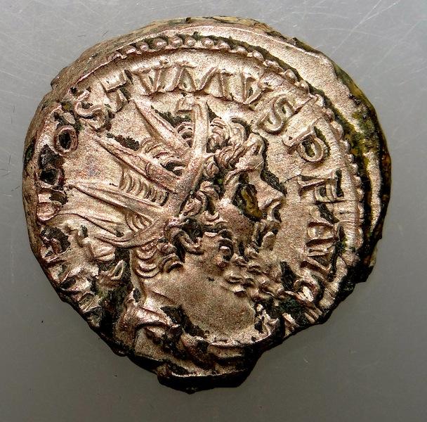 Monnaie de Postume ... Collection Esugenos Dsc00948