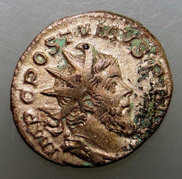 Monnaie de Postume ... Collection Esugenos Dsc00950