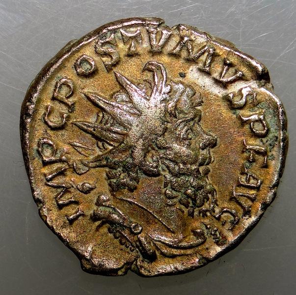 Monnaie de Postume ... Collection Esugenos Dsc00952