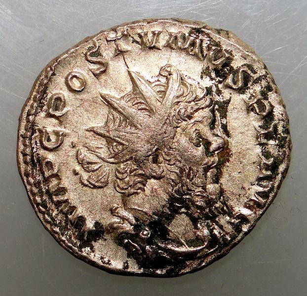 Monnaie de Postume ... Collection Esugenos Dsc00954